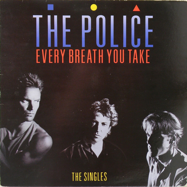 THE POLICE EVERY BREATH YOU TAKE LP