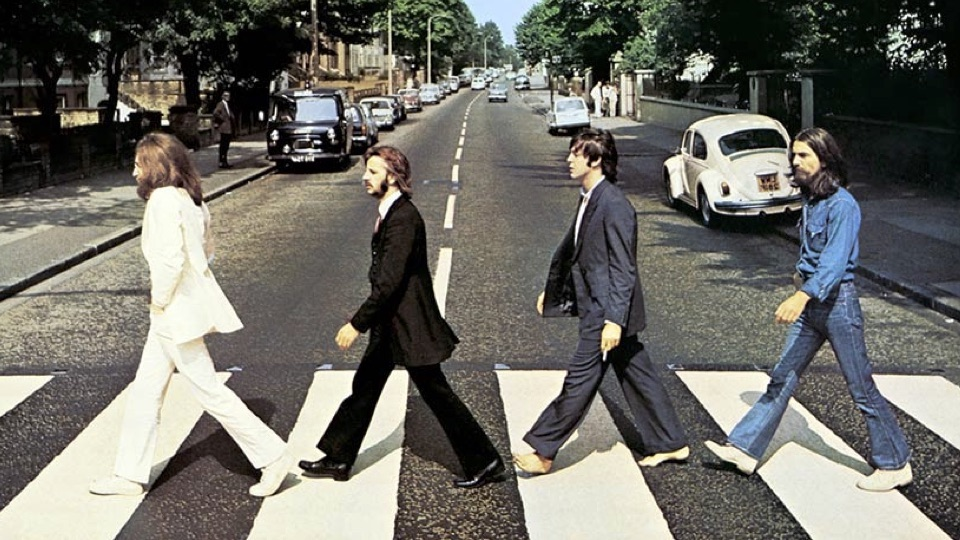 beatles abbey road cover copy