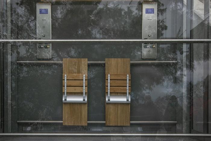 Acropolis elevator disabled walkways 16 Andreas Simopoulos