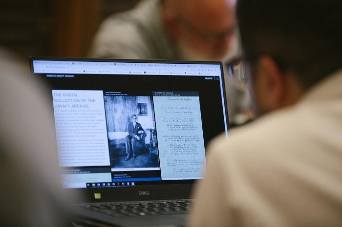 Archives Libraries and Climate Change 2019 2020Nikos Katsaros