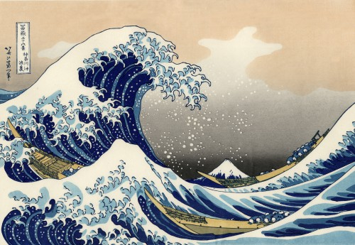1424484 The Great Wave off Kanagawa