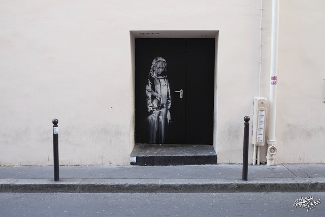 Banksy a Paris 18 640x427
