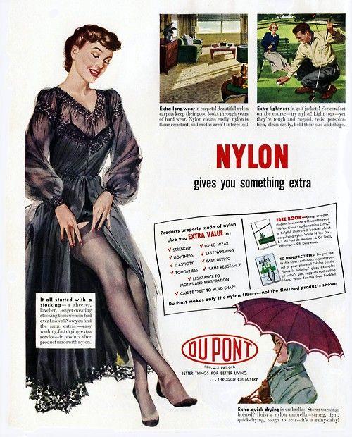 Dupont nylon