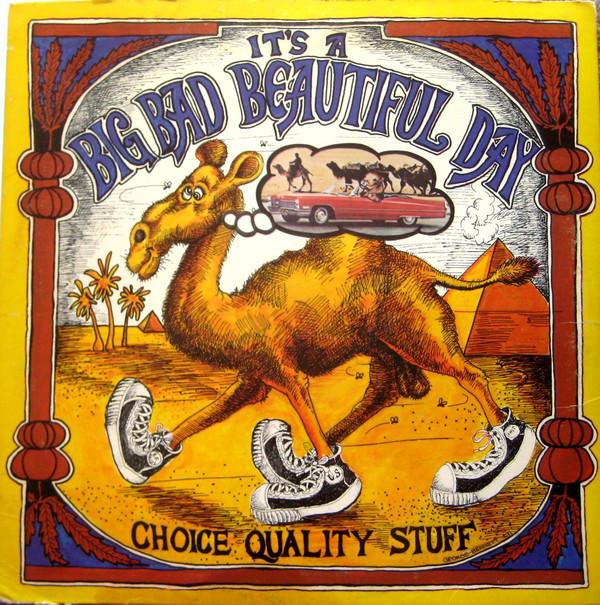 ITS A BEAUTIFUL DAY Choice Quality Stuff 1971