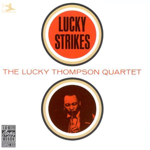 LUCKY THOMPSON QUARTET Lucky Strikes 1965