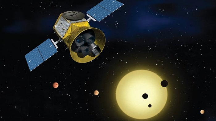 Transiting Exoplanets Survey Satellite