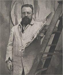 220px Henri Matisse%2C 1913%2C photograph by Alvin Langdon Coburn