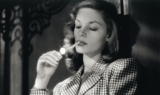Marie Slim Browning Lauren Bacall from To Have and Have Not