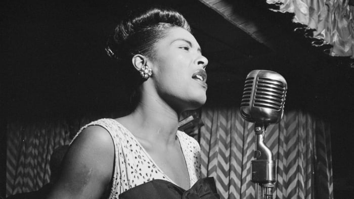 billie holiday romantic relationships