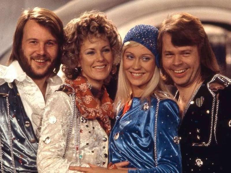 ABBA Waterloo Sweden