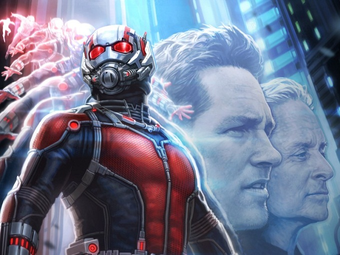 Ant Man 2015 Movie Poster Wallpaper 800x600