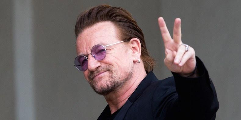 Bono Photo by Nicolas Kovarik IP3 Getty Images 821670226 News