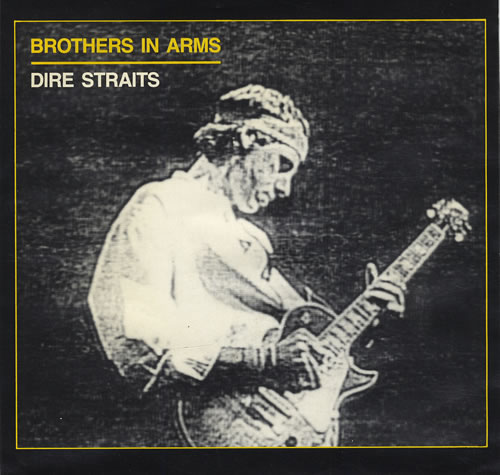 DIRE STRAITS BROTHERSINARMS 430401