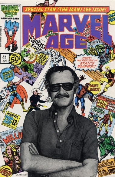 Marvel Age 41 Stan Lee Cover 580x893 580x893