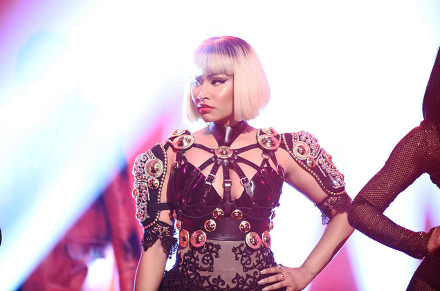 Nicki Minaj 2018 snl 2910 billboard 1548