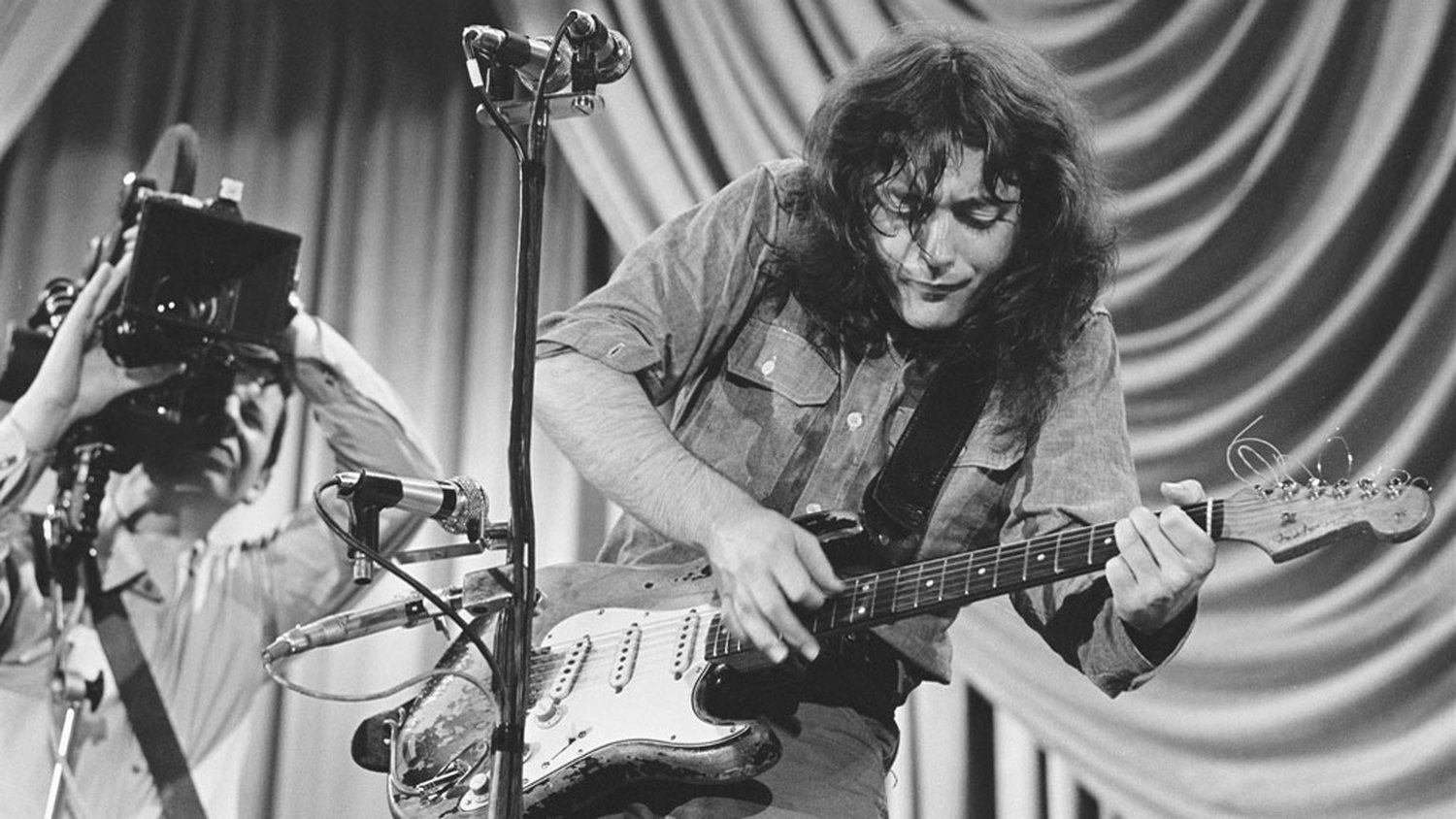 Rory Gallagher Blues Ireland