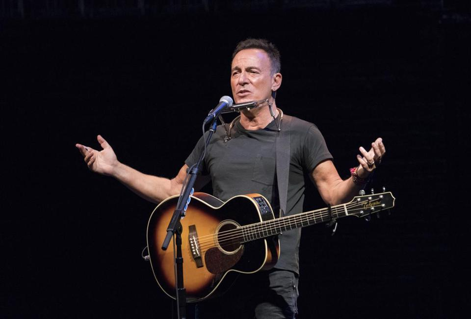 SPRINGSTEEN acoustic