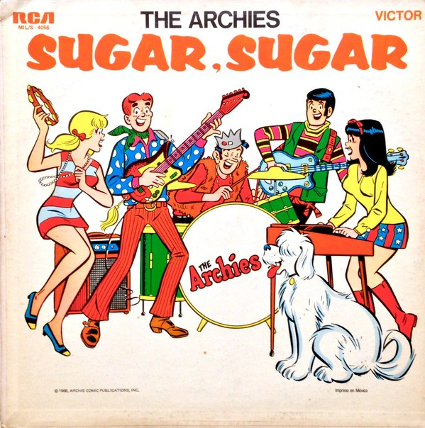 The Archies Sugar Sugar 1543510313 compressed