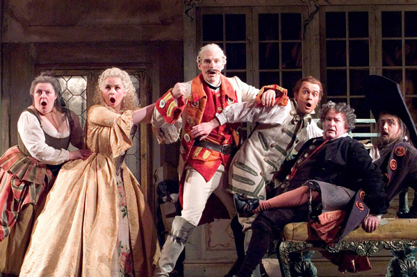 The Barber of Seville photo Robert Workman
