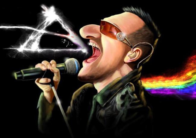 The dark side of U2