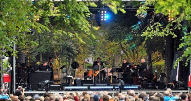 Van Morrison live ireland