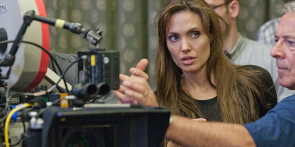 angelina jolie directs