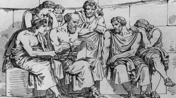 arxaioi ellhnes filosofoi