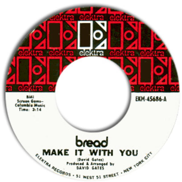 bread make it with you 1970