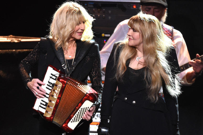 christine mcvie stevie nicks fleetwood mac