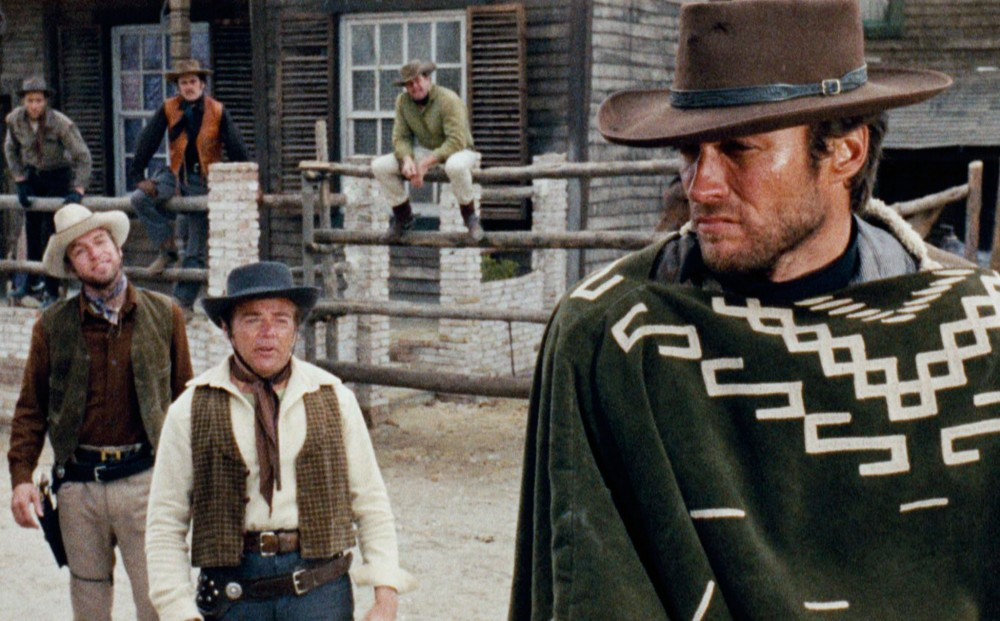 clint eastwood fistful of dollars