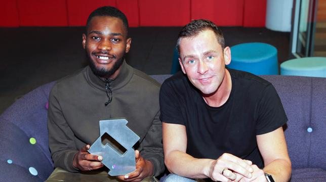 dave and scott mills funky friday number 1 award