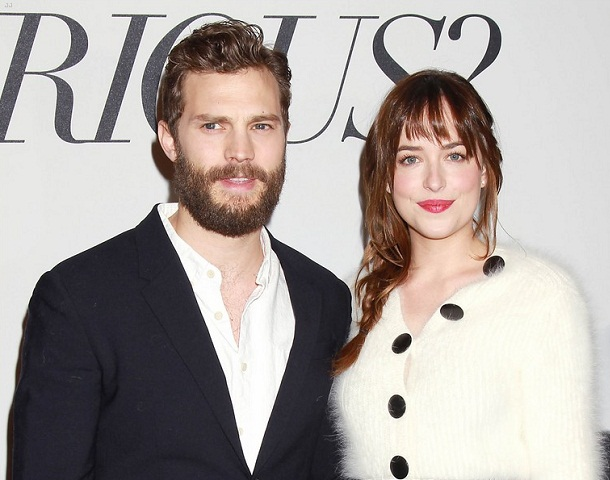 jamie dornan dakota johnson fifty shades of grey