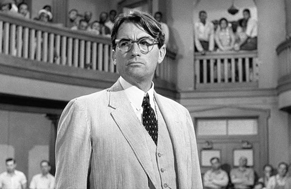 Gregory Peck in To Kill a 010