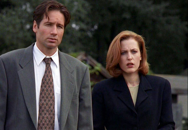 Mulder Scully The X Files