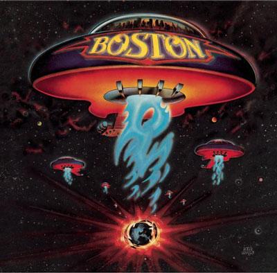 album Boston Boston