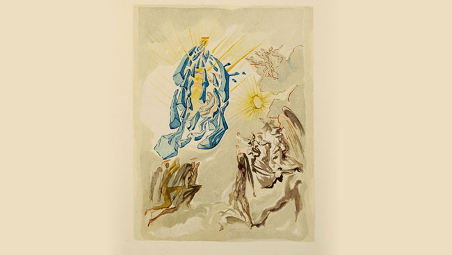 salvador dali illustrations of dante alighieris divine comedy08