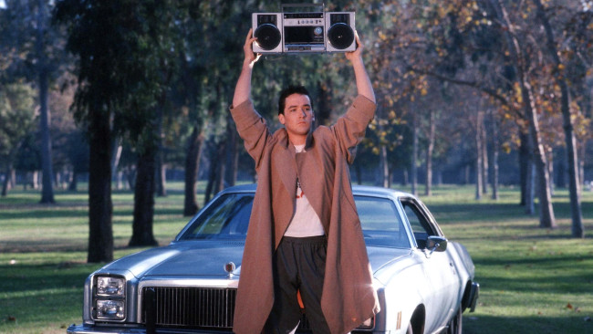 say anything main review