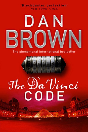 The DaVinci Code novel