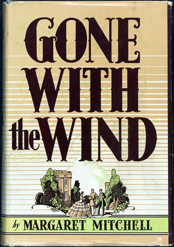 gone with the wind mitchell margaret