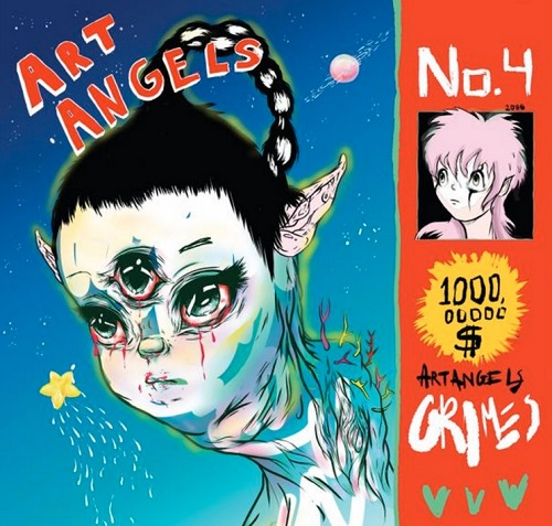 grimes new album