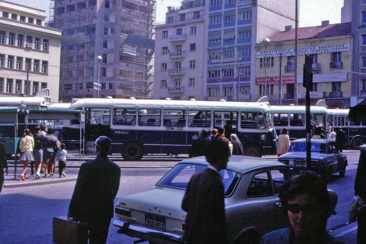 plateia kaniggos 1968