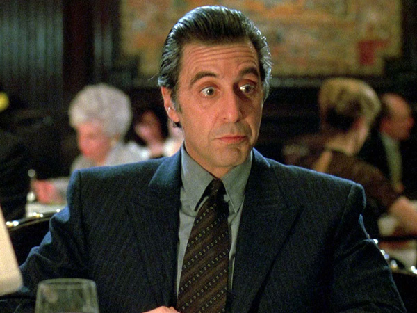 Al Pacino 1992 Scent of a Woman