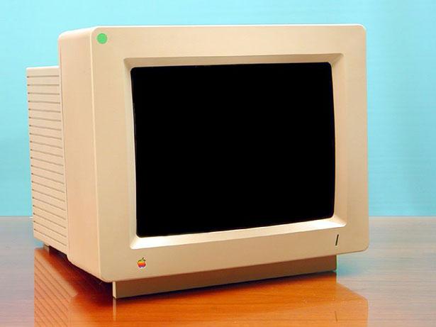 Applecolor crt Monitor