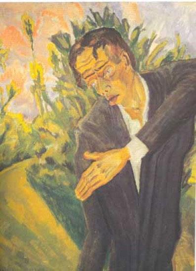 Erich Heckel Roquairol