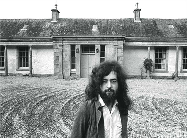 Jimmy Page Boleskine House Aleister Crowley Led Zeppelin