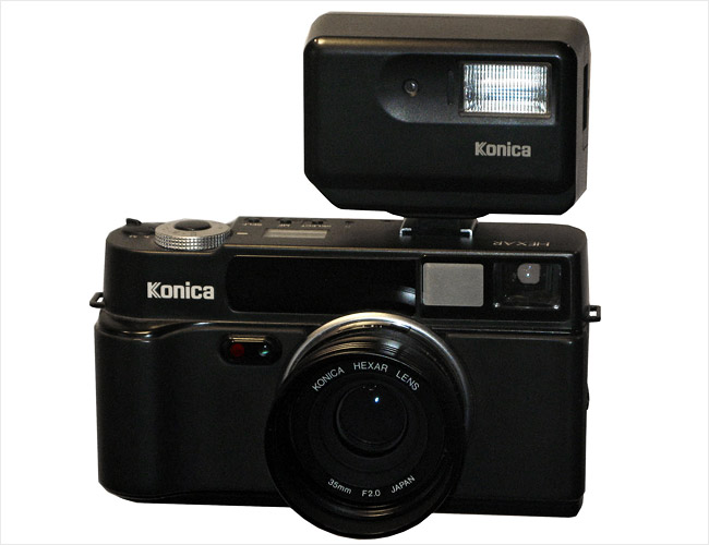 Konica Hexar Final