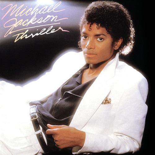 7 Album με τεράστιες πωλήσεις στην ιστορία της μουσικής..  Michael-Jackson-Thriller