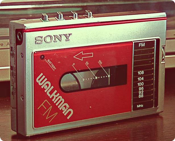 sony walkman 3