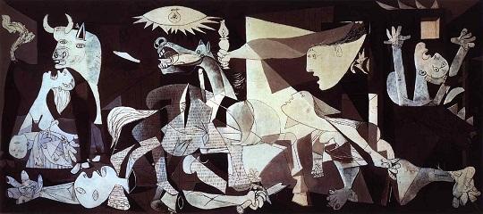 Guernica-1937-Pablo-Picasso