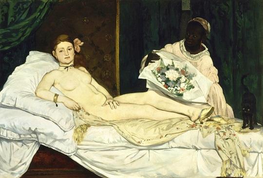 Olympia-1863-Edouard-Manet